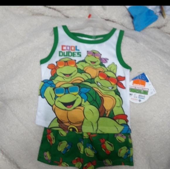 9f837988f teenage mutant turtles Pajamas